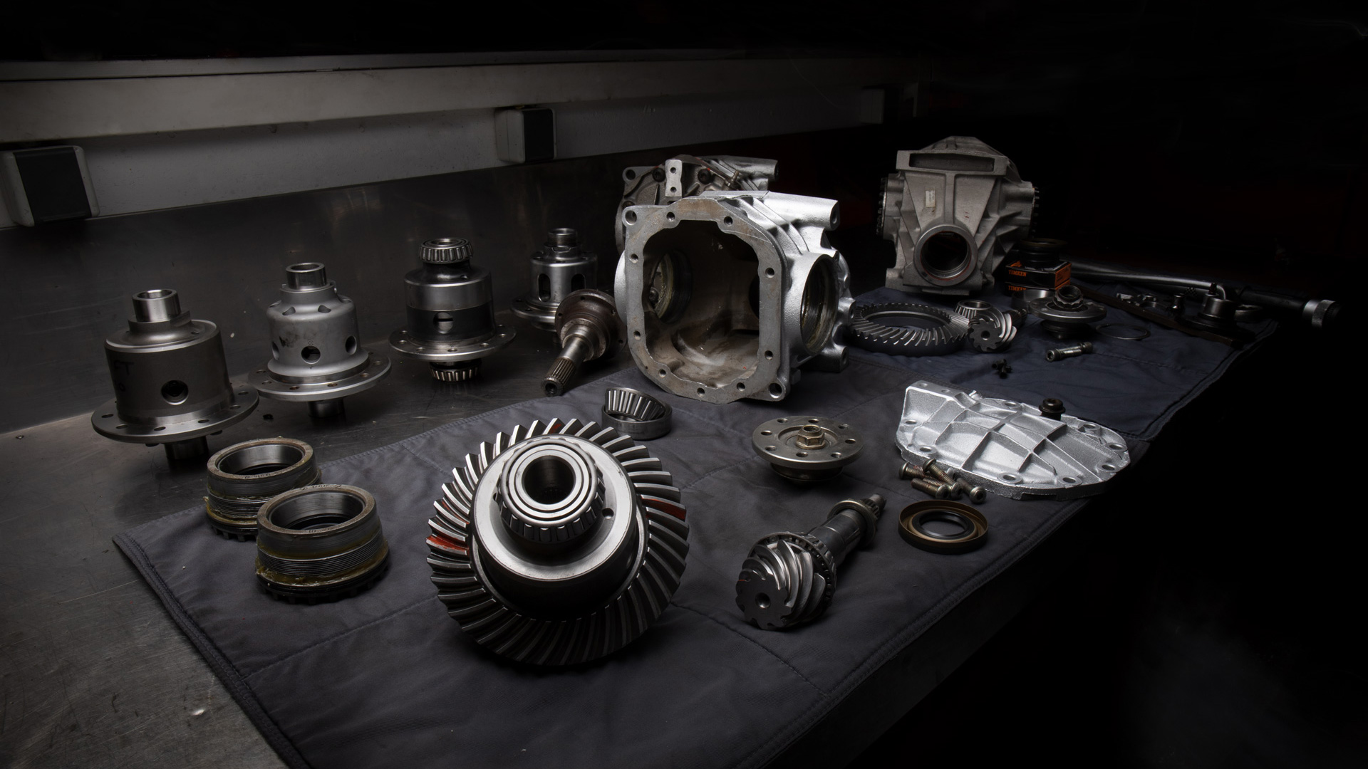 Differential Rebuild