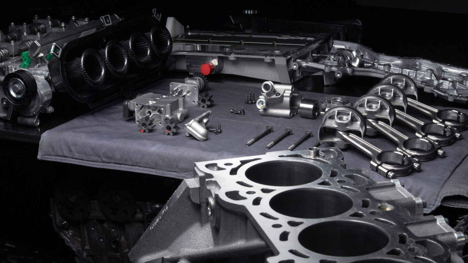 Engine Workshop